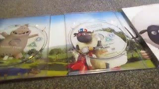 Shaun The Sheep Season 1 (UK) DVD Unboxing