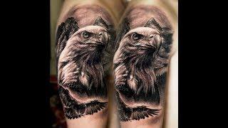 Eagle Tattoos - Best Eagle Tattoo Designs