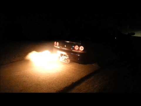 Xxx Mp4 Nissan Skyline R33 GTS T Bee R Rev Limiter First Test 3gp Sex