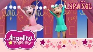 Angelina Ballerina - Angelina oye la Buena Nueva