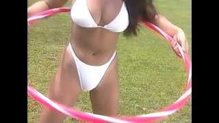 Senna Matsuda 松田千奈 1 - White Bikini