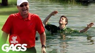 Golfing While Underwater