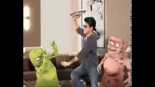 Shahrukh Khan says Bakwaas Bandh Kar
