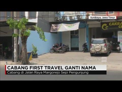 Cabang First Travel Ganti Nama