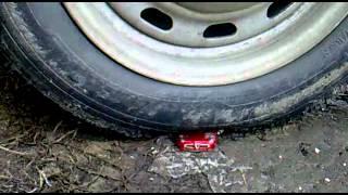sable crush toy metal car