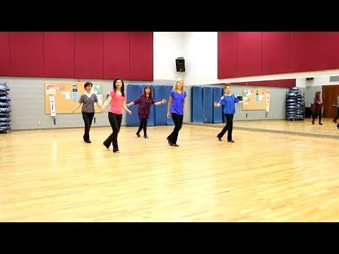 Simple As - Line Dance (Dance & Teach in English & 中文)