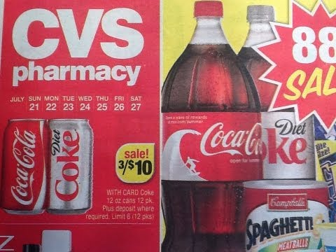 CVS Sales Circular Preview With Free Cheap Coupon Match Ups 7-21-13