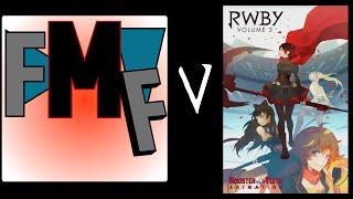 """""""FATMANFALLING V RWBY VOLUME 3"""" Official Teaser Trailer"""