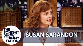 Susan Sarandon on Charlottesville and Why America Still Isn