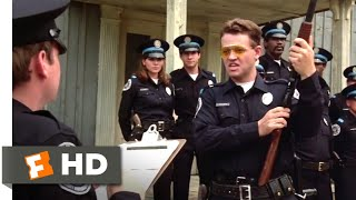 Police Academy (1984) - Come With Me! Scene (5/9)   Movieclips