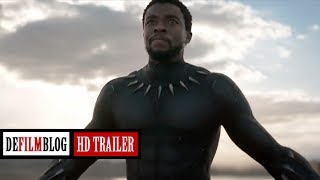 Black Panther (2018) Official HD Trailer [1080p]