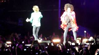 GIMME SHELTER HD ROLLING STONES live in ROMA (circo massimo) 22/06/2014