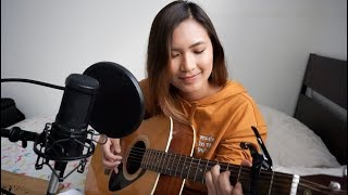 Dying Inside To Hold You - Darren Espanto ㅣTimmy Thomas (Acoustic Cover)