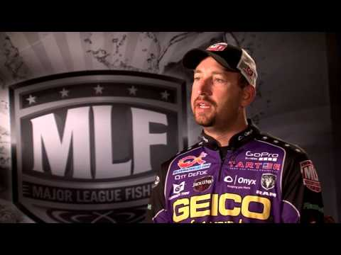Cold-water Cranking for Bass, Tips from Ott DeFoe