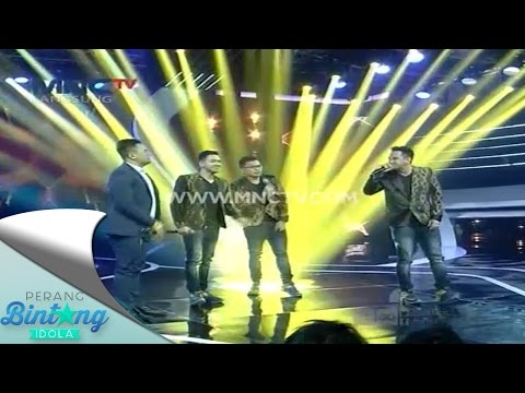 "G4ul Feat. Saiful Jamil "" Tak Bosan ' - Perang Bintang Idola (1311)"