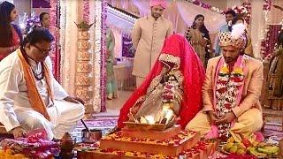 Devika Marries Ravi in Kalash...Ek Vishwaas Life Ok Serial