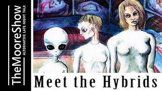 ET Hybrids, Alien-Human Hybrids with Barbara Lamb and Miguel Mendonça