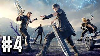 ทำดีแทบตาย สุดท้ายได้นก - Final Fantasy XV - Part 4