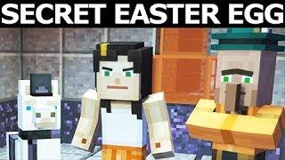 How To Save Both Llama Lluna & Nurm - Secret Easter Egg - Minecraft: Story Mode Season 2 Episode 3