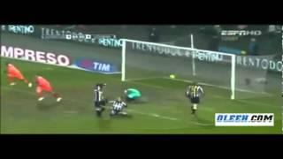 اجمل اهداف الدوري الايطالي موسم 2010 2011