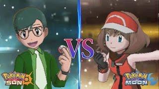 Pokemon Sun and Moon Future Max Vs Alola May
