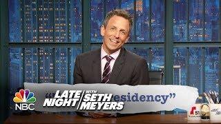 Seth Explains Teen Slang: J.K. Rolling, Trump Presidency
