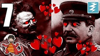 THE ONE WHERE IT WAS ALDRAHILLS FAULT [7] Hearts of Iron IV