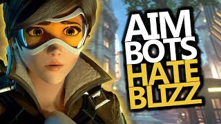 Blizz Shuts Down Aim Bot With One Neat Trick (Overwatch News)