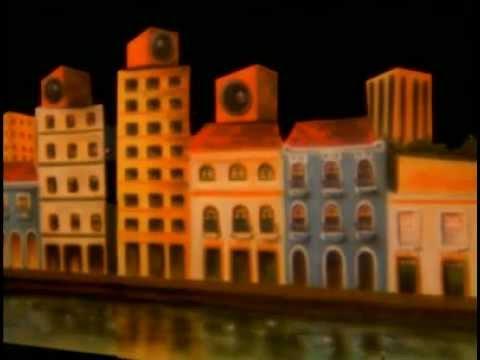 DVD Nação Zumbi. Propagando. 2004.