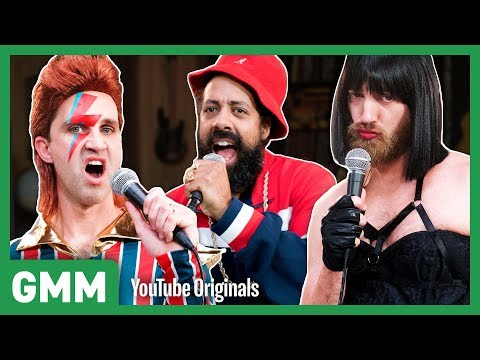 Which Musician Am I GAME Ft. Reggie Watts