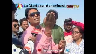 Makarsankranti: When CID famed 'Daya' and 'Abhijeeth' flew kites in Ahmedabad