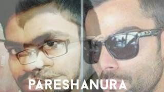 Pareshanura video song by dhruva in ramcharan/anil kumar