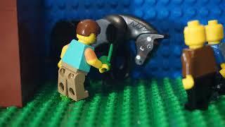 Palm Sunday Lego Stopmotion 3 12