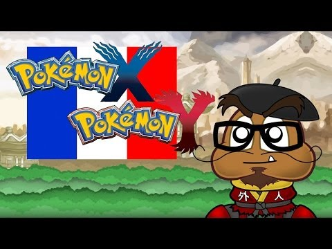 Xxx Mp4 The Pokemon X And Y French Connection Game Exchange 3gp Sex