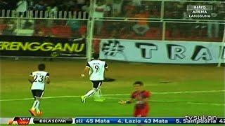 Liga Super 2015: Terengganu vs ATM (2-2) 7 Mac