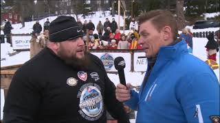 1. SCL Norway 2017 - Worlds Strongest Viking
