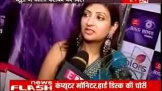 with BigExclusive Interview  Boss Winner Juhi Parmar.mp4