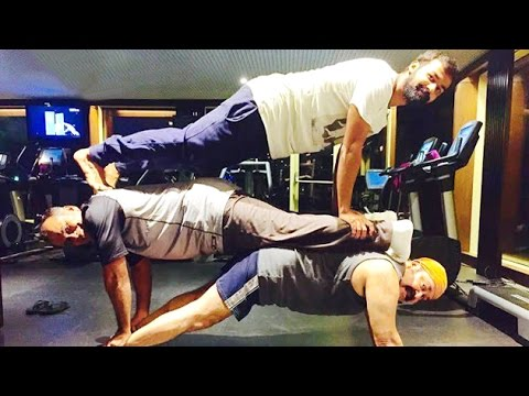 Mohanlal's Crazy STUNTS With Son Pranav Mohanlal | Lehren Malayalam