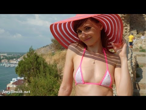 Jeny Smith - Beach blog - Great place for nudist vacations