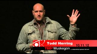 The Health Of Creative Culture: Todd Herring At TEDxMuskegon