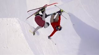 Best Female Athletes Ripping It Up in Livigno | Nine Queens 2014 - Behind the Scenes, Teaser