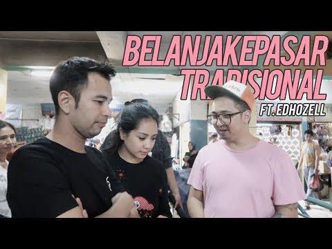 BELANJA BUMBU DAPUR DI PASAR FT. EDHOZELL