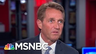 Republican Senator: Donald Trump Has Reached A New Level With Judge Statements | Morning Joe | MSNBC