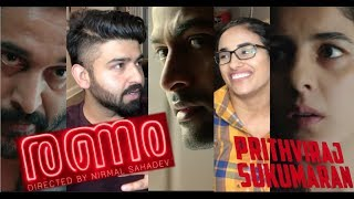 RANAM- Detroit Crossing Trailer Reaction | Prithviraj, Nirmal |