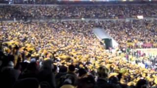 Steelers fans... You want it?  You got it!