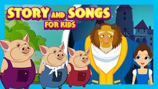 Story and Songs For Kids - Animated English Story and Song Compilation || Songs and Story Collection