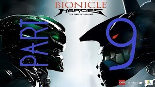 Buzz Plays Bionicle Heroes - Part 9: Thok Battle!