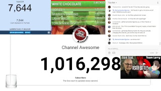 """""""Is It Not Too Late?"""" - Channel Awesome Live Sub Count + Change The Channel Discussion"""
