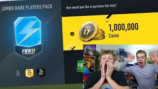 THE *NEW* 1,000,000 COIN PACK - I GOT TOTS RONALDO!!!
