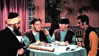 The Three Stooges in ''Malice in The Palace'' (1949)